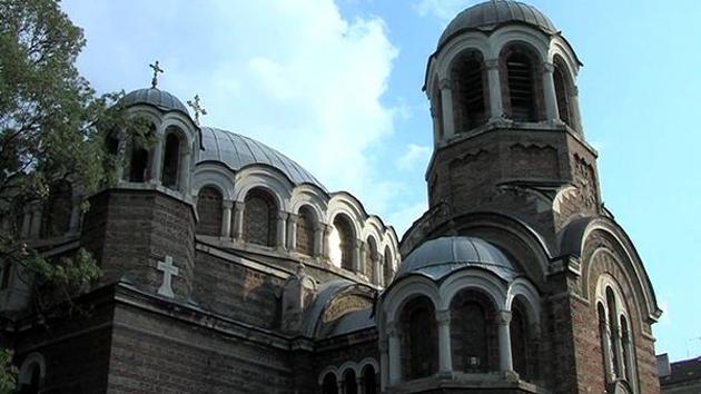 Kara Camii şimdi kilise!