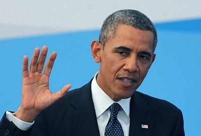 Obama, Hollande ve Cameron ile görüştü