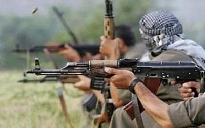 PKK'lılar Siirt'te dört işçiyi kaçırdı