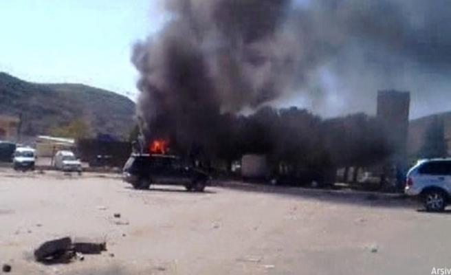 Suriye sınırında bombalı saldırı: 7 ölü