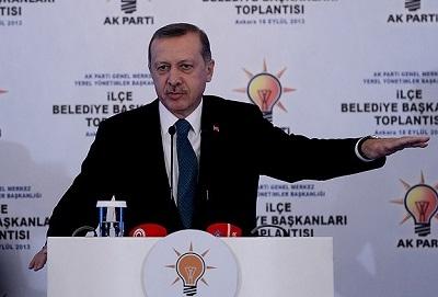 Erdoğan: Yolun medeniyet olduğunu bilmiyorlar