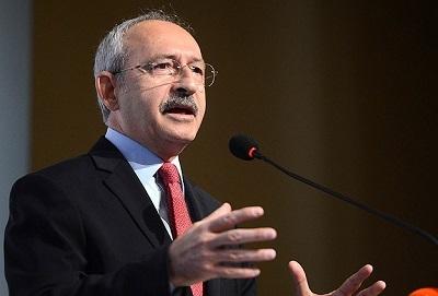 Kılıçdaroğlu: Başbakan Arınç'ı feda etti