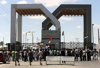 Mısır Refah sınır kapısını kapatıyor