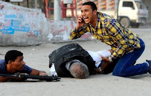Mısır'da operasyonda polis müdürü öldü
