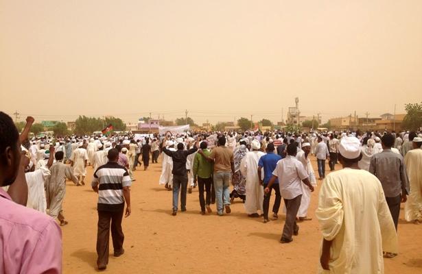 Sudan'da silahlı saldırı: Onlarca ölü var