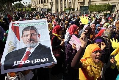 Mısır'daki gösterilerde 37 gözaltı