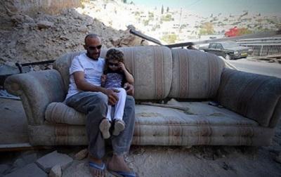 İsrail'in Kudüs'teki insanlık ayıbı