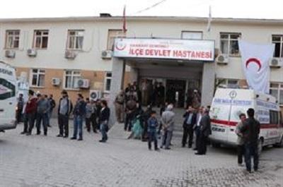 Şemdinli'de patlama: 1 çocuk öldü