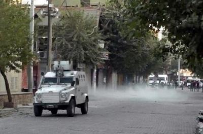 Şırnak'ta eylemde gerginlik