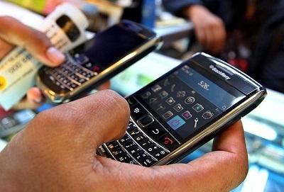 BlackBerry'nin satışından vazgeçildi