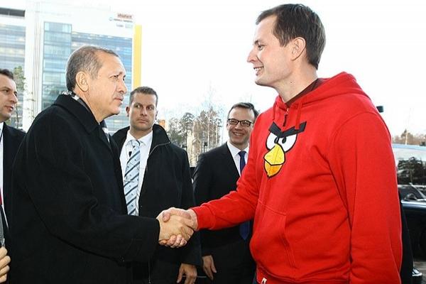 Erdoğan'dan Angry Birds'le işbirliği talimatı