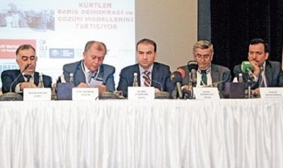 Bir bölgesel Kürt Konferansı'nın ardından