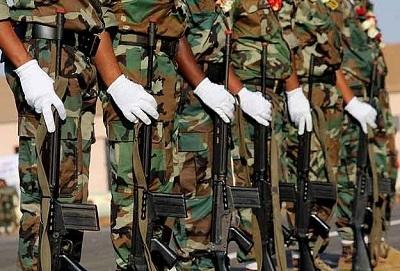 Libya ordusunda büyük tasfiye