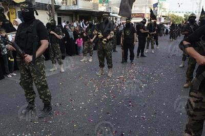 Gazze'de 'Özgürlük yürüyüşü'