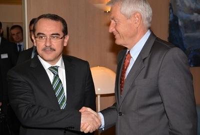 Jagland: Birçok konu Türkiye içinde çözülebiliyor