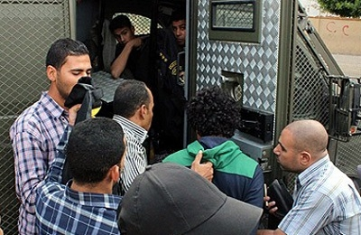 Darbe karşıtlarına hapis cezası