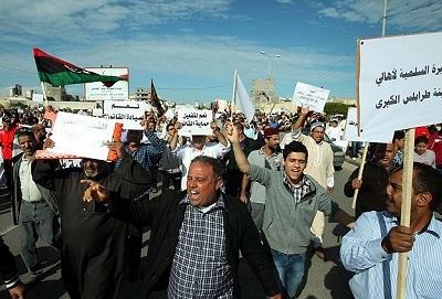 Libya'da ölü sayısı 48'e yükseldi
