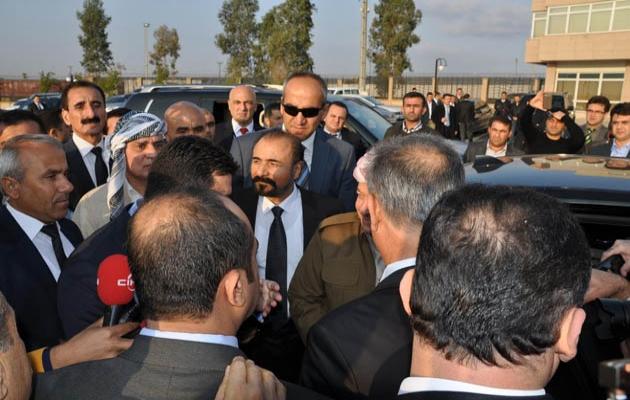 CHP kızgın: Niye Barzani'nin konvoyu aranmadı...