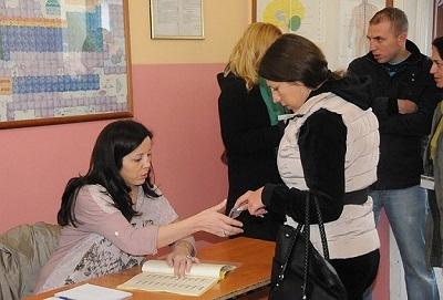 Mitrovitsa'da oy verme işlemi tamamlandı