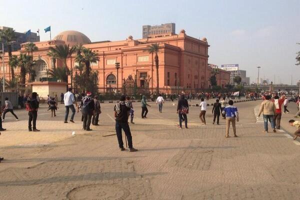 Mısır'da bazı gruplardan ortak bildiri