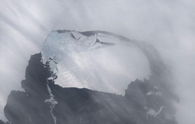 Antarktika'dan Yalova büyüklüğünde buz kütlesi koptu