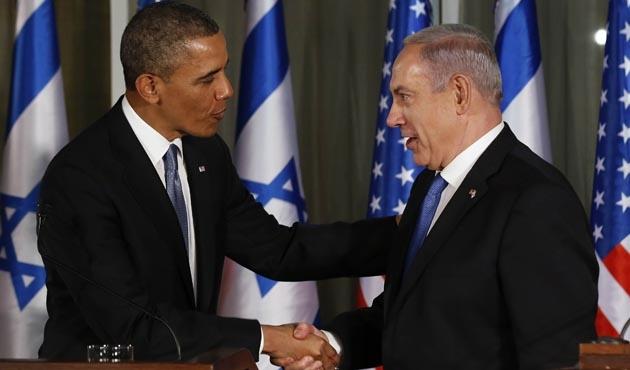 Netanyahu ABD'de İran nükleer ve Filistin'i görüşecek