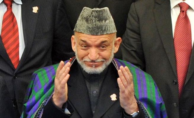 Karzai: Afganistan'da El Kaide tehdidi yok