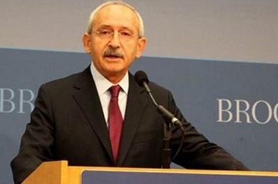Kılıçdaroğlu: Değişimi savunan CHP'dir