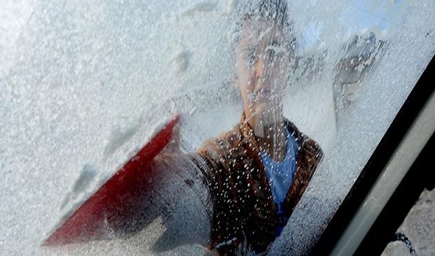 Meteoroloji'den beş il için buzlanma ve don uyarısı