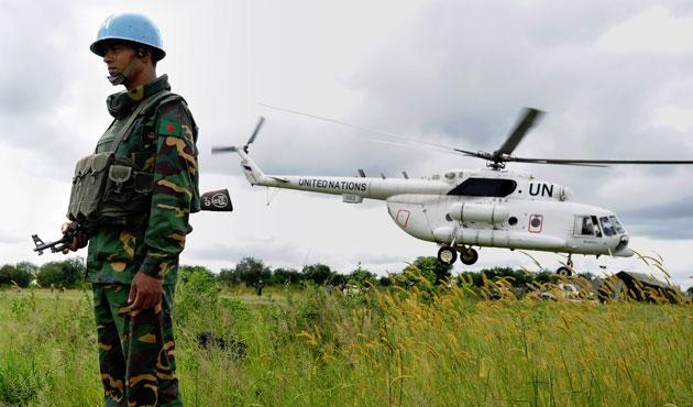 Güney Sudan'daki ABD'liler tahliye ediliyor