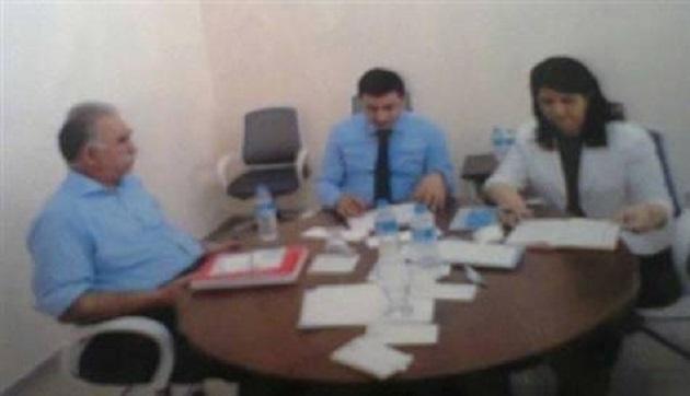 Devlet de Öcalan'la görüşmeleri kesti