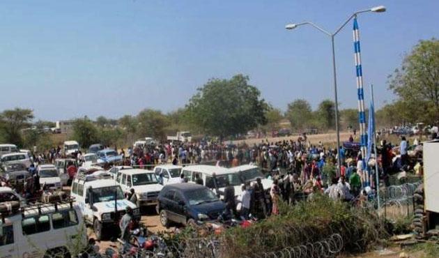 Güney Sudan iç savaşa sürükleniyor
