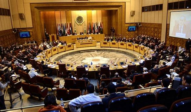 Arap ülkeleri dışişleri bakanları Kahire'de toplandı