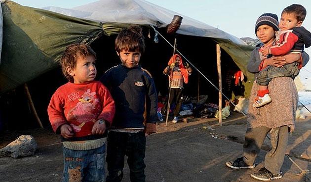 İl il Türkiye'deki Suriyeli göçmen haritası