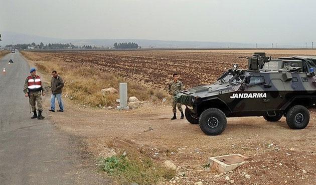 Türkiye'den Suriye topraklarına top atışı