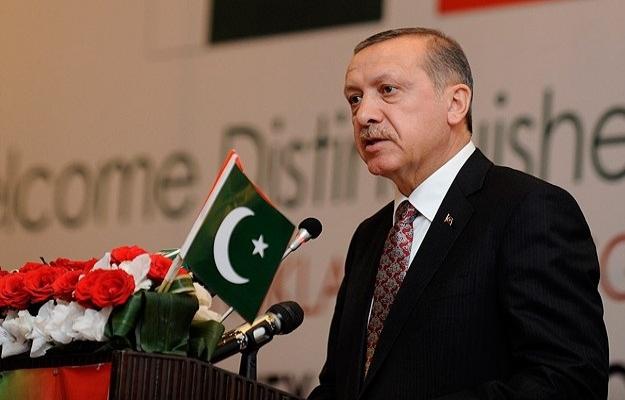 Erdoğan mesajını gazeteci üzerinden gönderdi