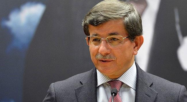 Davutoğlu'dan 'Suriye uçağı' diplomasisi