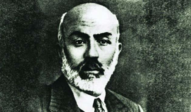 Mehmet Akif Ersoy mezun olduğu okulda anıldı