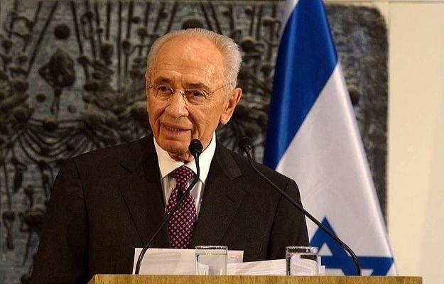 Peres, öldürülen Filistinli gencin babasını aradı