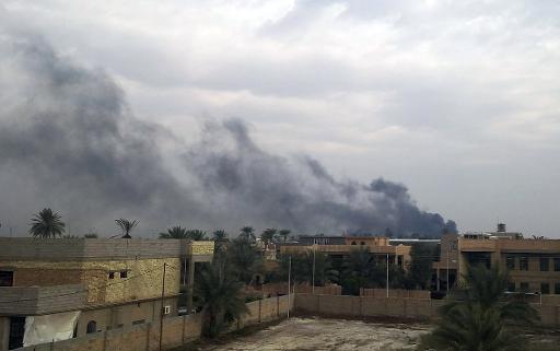 14 Iraklı asker bubi tuzağında öldü