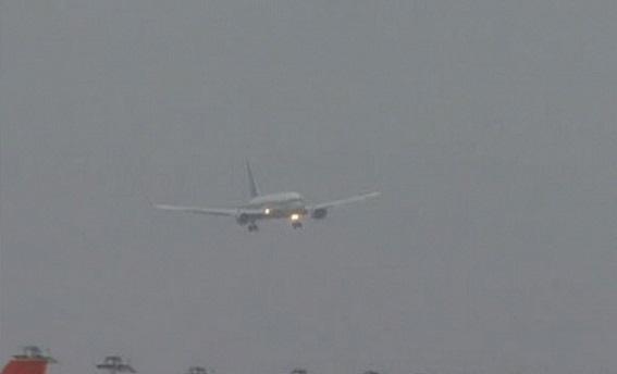 İzmir'de tüm uçak seferleri iptal edildi