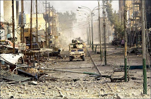 Felluce'deki patlamada beş asker öldü