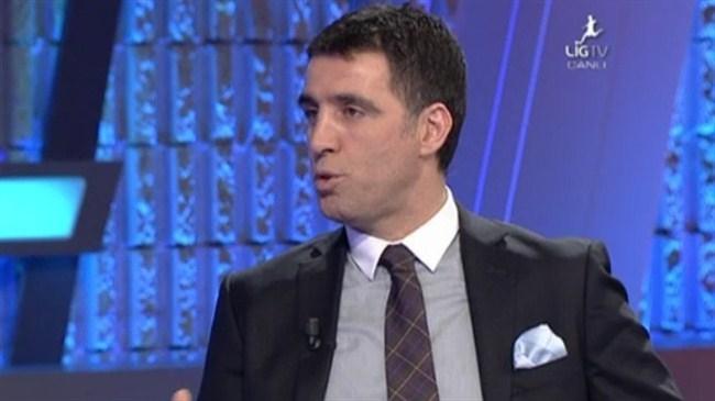 Lig TV Hakan Şükür'le yollarını ayırdı
