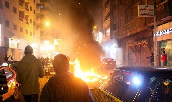 Kahire'de polis akademisine bombalı saldırı