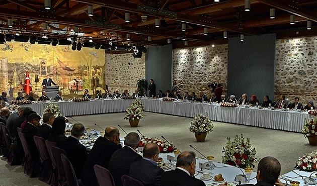 Erdoğan'dan TIR'la ilgili ilk yorum: 17 Aralık'ın devamı