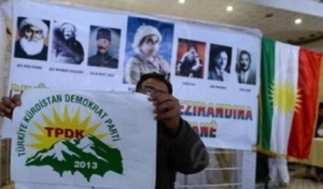 Kürdistan adıyla ilk parti resmen kuruluyor