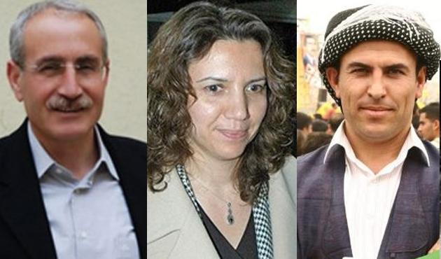BDP'li üç vekil daha cezaevinden çıktı