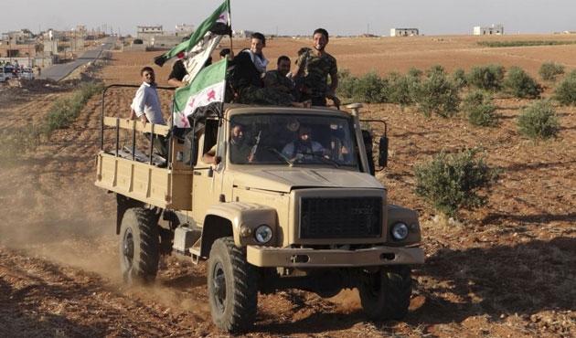 İslami Cephe IŞİD'i geriletiyor