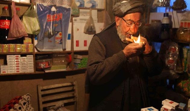 Afganistan'da sigara yasağı