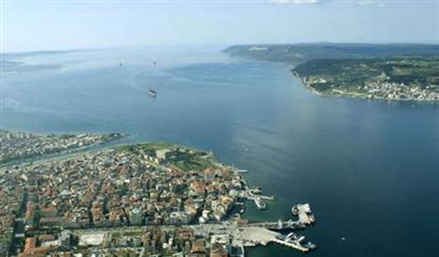 Asya ile Avrupa arasında 4. Köprü Çanakkale'ye